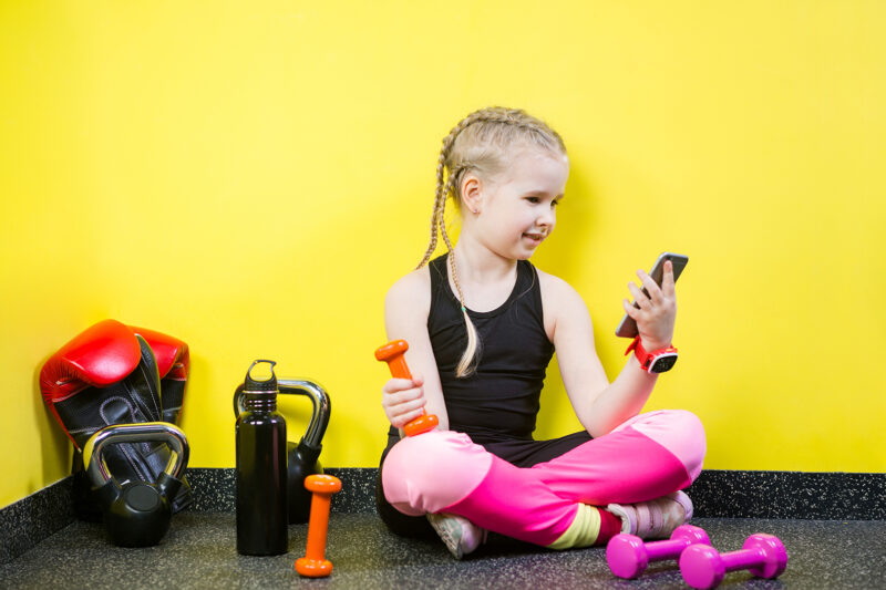 Health tracking of your child