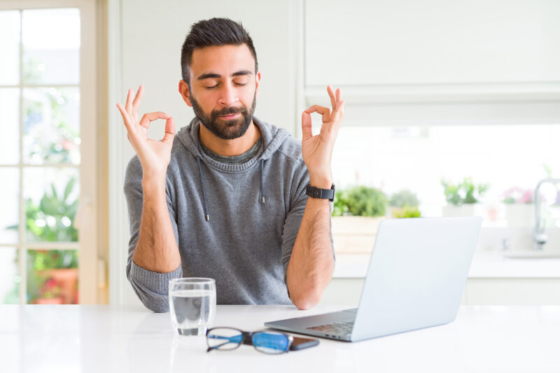 Some Quick Tips to Improve Your Well-being While Working-From-Home