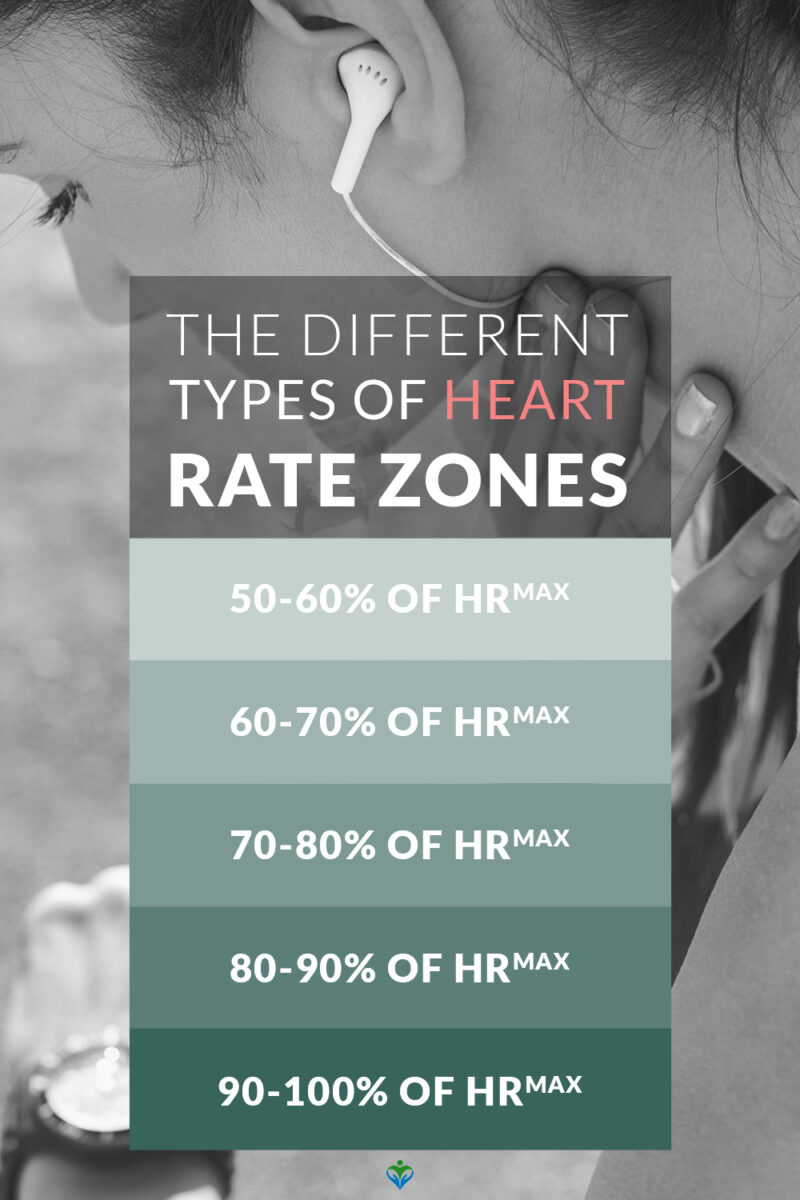 The Different Types of Heart Rate Zones