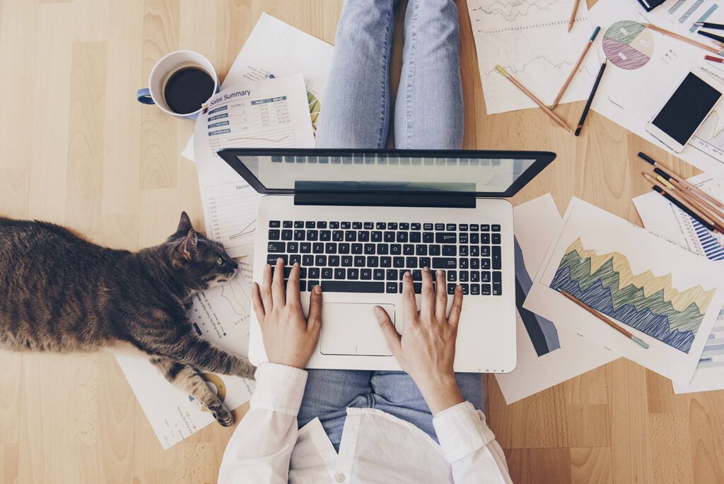 Work-From-Home Is Here to Stay, so It's Time to Take Better Care