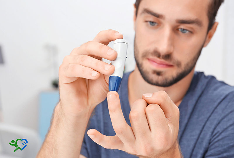 you may be prone to diabetes
